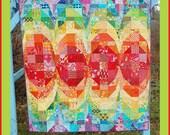Boom! -- A Fresh New Urban Folk Pattern from Blue Nickel Studios