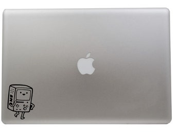 Adventure Time BMO Beemo Computer Car Decal