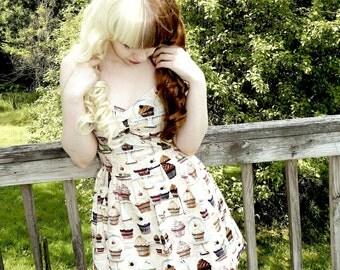 Cute cupcake dress.
