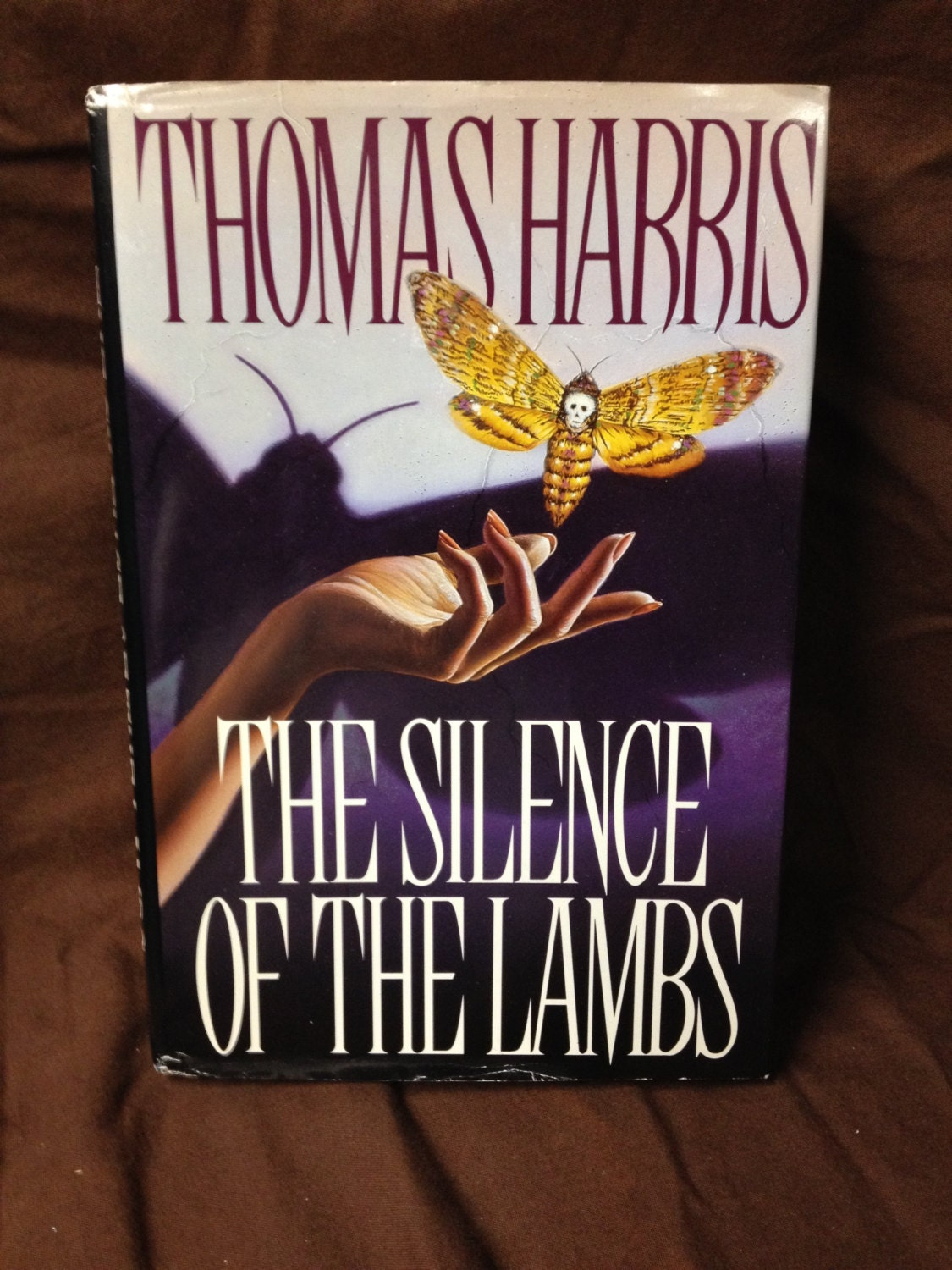 Audience Picks: Top 100 'Killer Thrillers' : NPR |The Silence Of The Lambs Book