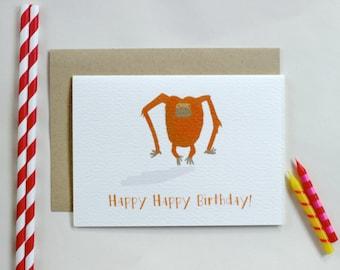 Happy Birthday Orangutan