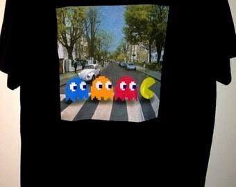 Pac Man Beatles Shirt