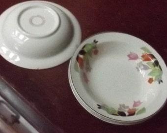 Vintage Hall's Superior Quality Dinnerware berry bowl