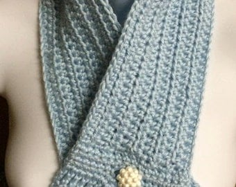 Neck Warmer - Crocheted