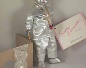 Tin Woodsman 140432 - Madame Alexander Wizard Of Oz Doll - Vintage 1994