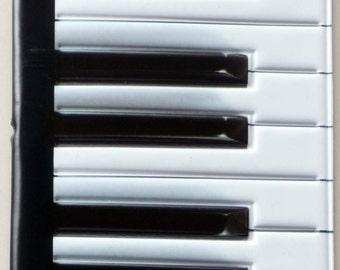 PIANO musical instrument PASSPORT COVER