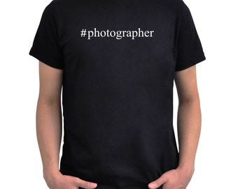 Hashtag Photographer  T-Shirt