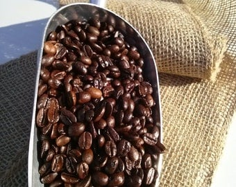 1lb Organic Monday Morning Mojo home roasted coffee