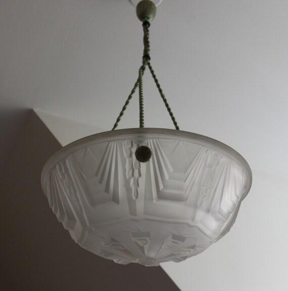 Suspension luminaire 1900 for Luminaire ancien exterieur