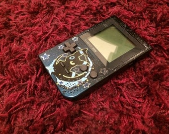 Game Boy Pocket Pokemon CuXtom'Art