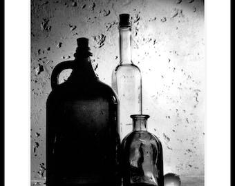 still life # 29   (  silver-gelatin darkroom print)