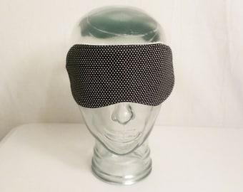 Polka Dot Sleep Eye Mask Blindfold