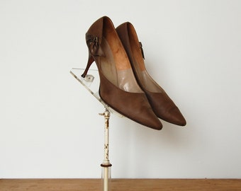 Vintage 1950s Shoes - 50s High Heels - The Ann