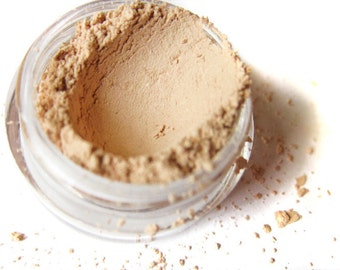 NAKED Nude Matte Light Brown Mineral Eyeshadow Vegan