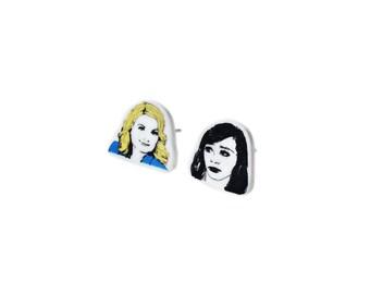 Best Friends Earrings
