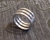 Jump Ring Opening Closing Finger Tool 19x8mm for Jewellery Making & Crafting