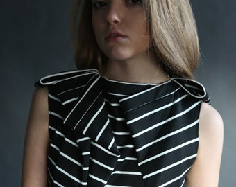 SALE ITEM / Striped Dress