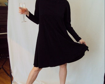Jones New York Trapeze Dress 1990s XS/S