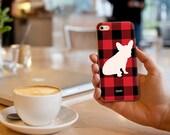 Custom Frenchie iPhone / Samsung Galaxy S6 Case