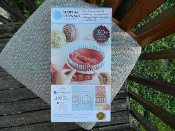 martha stewart weaving loom instructions