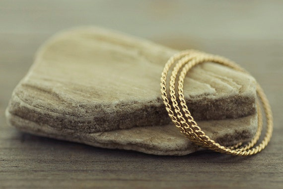 simple gold ring gold stacking ring gold by