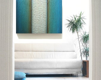 MODERN TEXTURED wall art abstract painting wall hanging art decor acrylic painting 30x40 mixed media