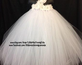 White tutu dress | Etsy