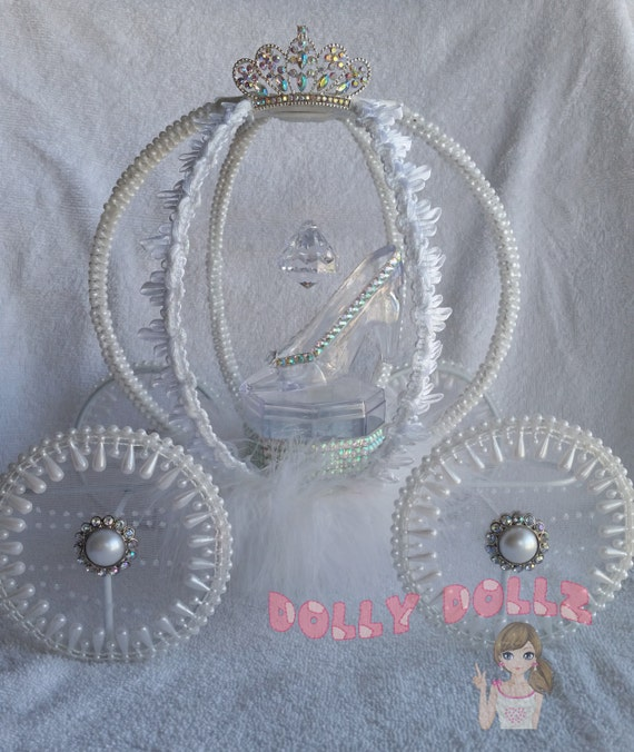 Cinderella Wedding Theme Ideas: CinderellaWedding Decor Quinceanera Centerpiece