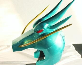 Dragon Helmet V1 version Saint Seiya anime