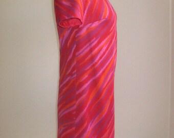 60s vintage  Mod dress