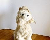 Vintage Poodle Stuffed Animal Jacques Russ Berrie Pet Menagerie