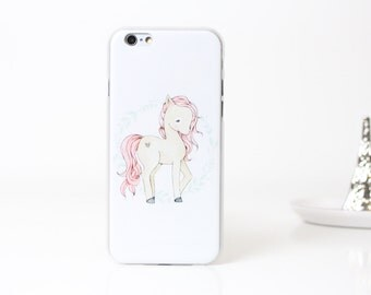 iPhone 6 6S my little pony valentines' day phone case