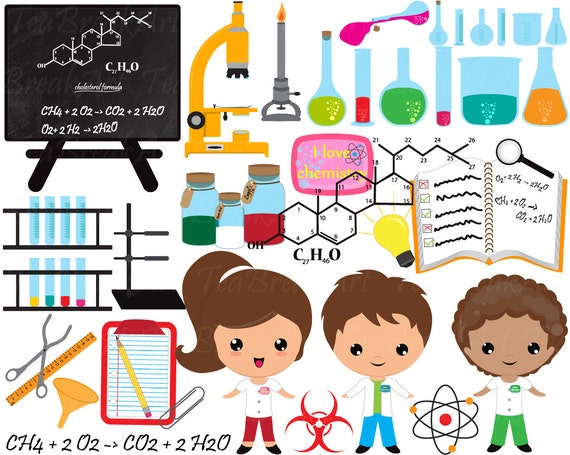 digital art chemistry: