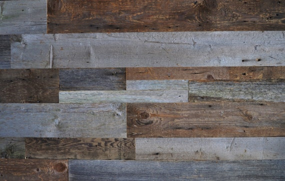 Reclaimed wood accent wall do it yourself diy by Accent wall do s and don ts
