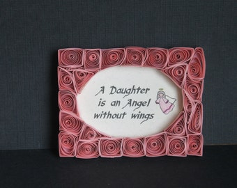Quilled Magnet