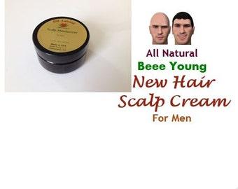 New  Hair Scalp Moisturizer Cream for Men 1 oz Free US Shipping