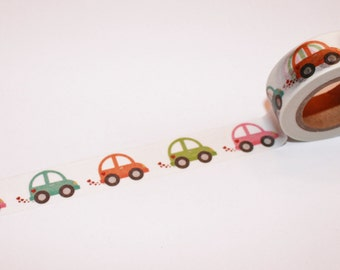 Cars Washi Tape Rolls