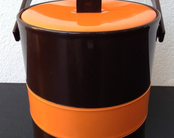 Vintage ice bucket | 70s