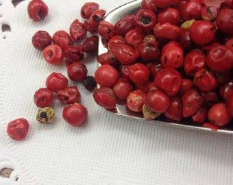 Pink Peppercorn a specially aromatic pepper-like fruit 50gr