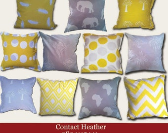 Funky Scatter Cushions