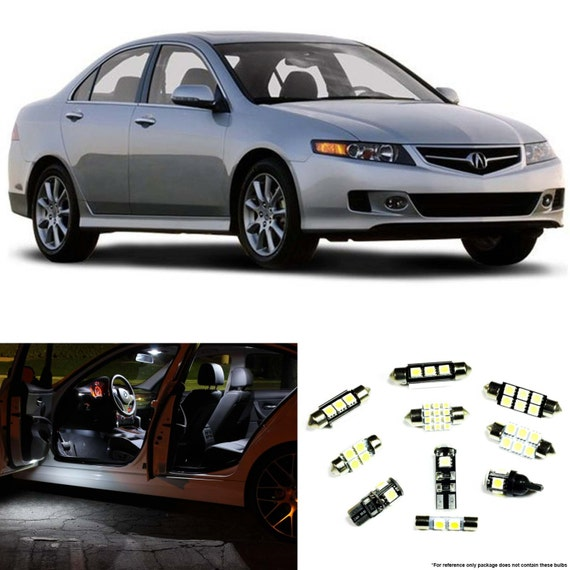 Acura TSX 2004-2008 Premium LED Interior Lights By