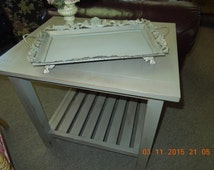 Ethan Allen End Table -          Plus shipping costs in the U.S.