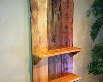 Pallet shelf,shelves,wall shelves,rustic shelves,pallet wall shelves,reclaimed shelves,decorative shelves,display shelves