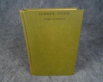 Summer Storm By Frank Swinnerton Hardcover 1926