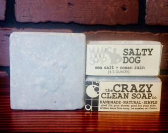 Salty Dog Salt Bar Man Soap