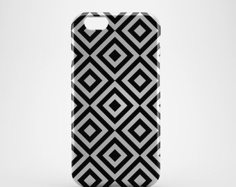 Hypnotic Pattern Phone case,  iPhone X Case, iPhone 8 case,  iPhone 6s,  iPhone 7 Plus, IPhone SE, Galaxy S8 case, Phone cover, SS138a