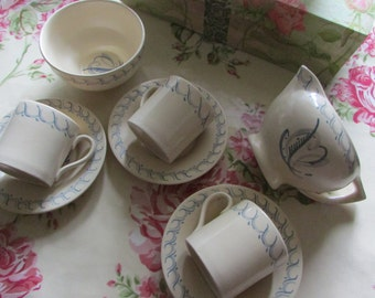Sweet little Susie Cooper expresso set