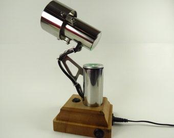 Pix-Art Lamp / stainless steel desk lamp ( 2 lights )