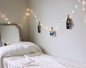 Bedroom Fairy Lights Hanging Indoor String Lights Dorm Decor 19 ft Battery operated™