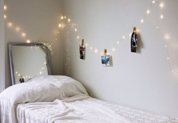 bedroom fairy lights bedroom decor hanging by electriccrowns 11769 | il 570xn 788018944 npos